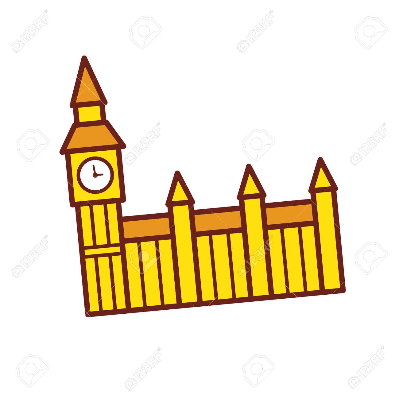 Cartoon Big Ben Royalty Free Cliparts Vectors And Stock Illustration Image 97196059