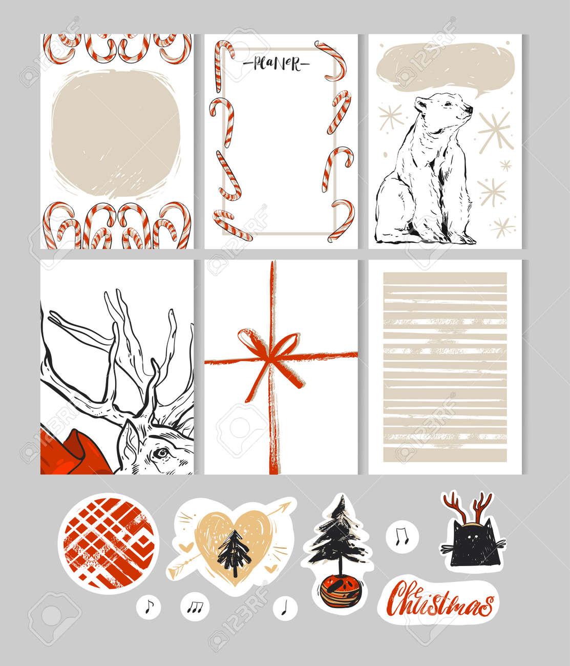 Hand made christmas set with cardsnotesstickerslabelsstampstags hand made christmas set with cardsnotesstickerslabelsstampstags m4hsunfo