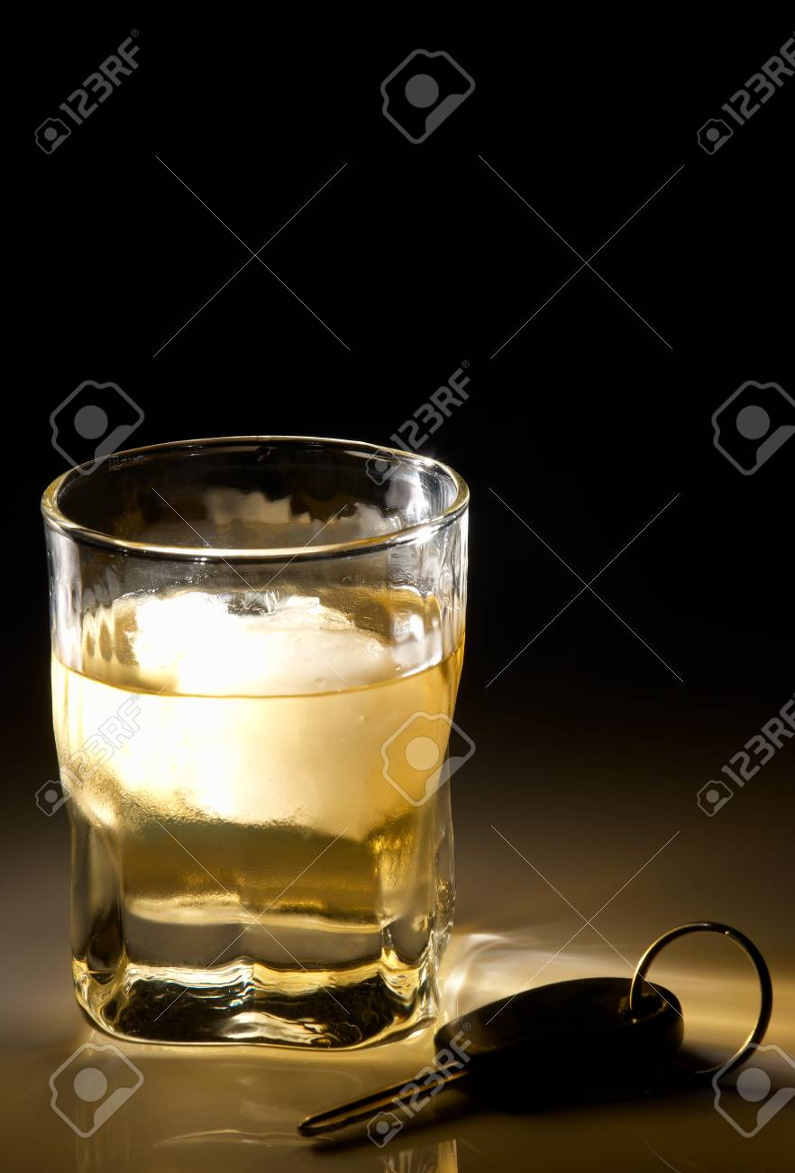 Do not drink and drive, conceptual photo Stock Photo - 7160293