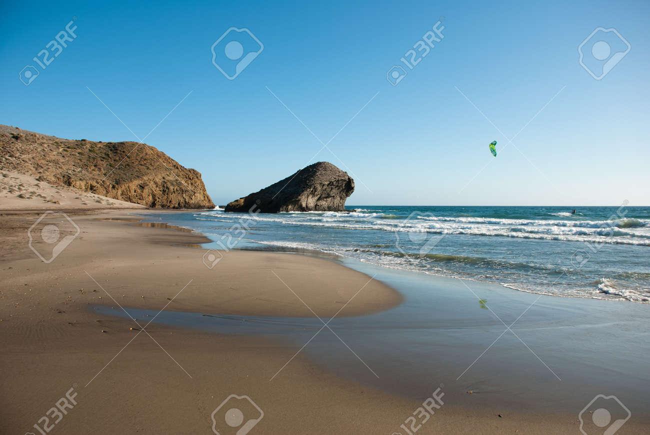 Monsul beach, Cabo de Gata natural park, Almería, Spain - 10382259