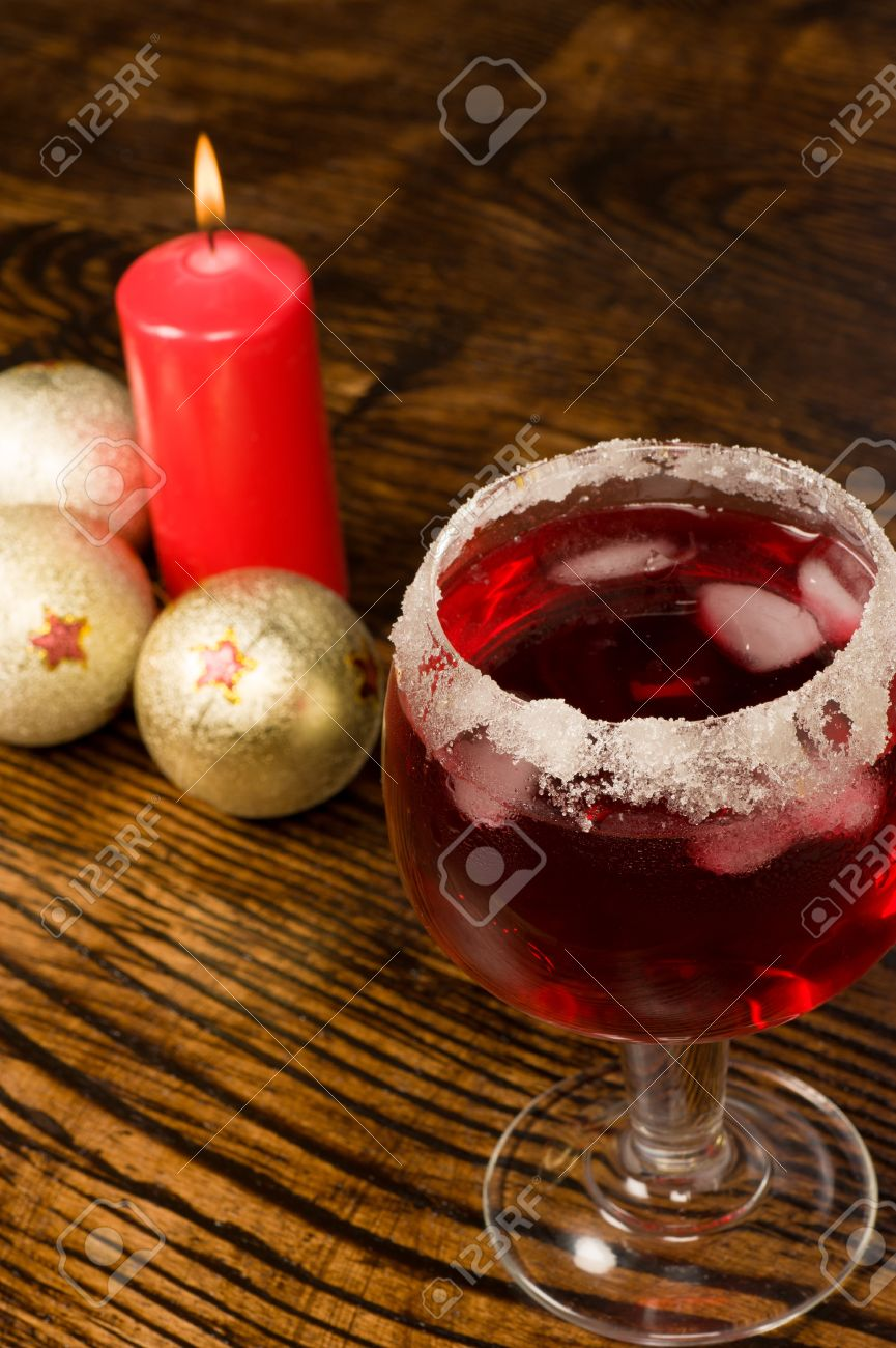 Bebida Escarlata, A Traditional South American Christmas Drink ...