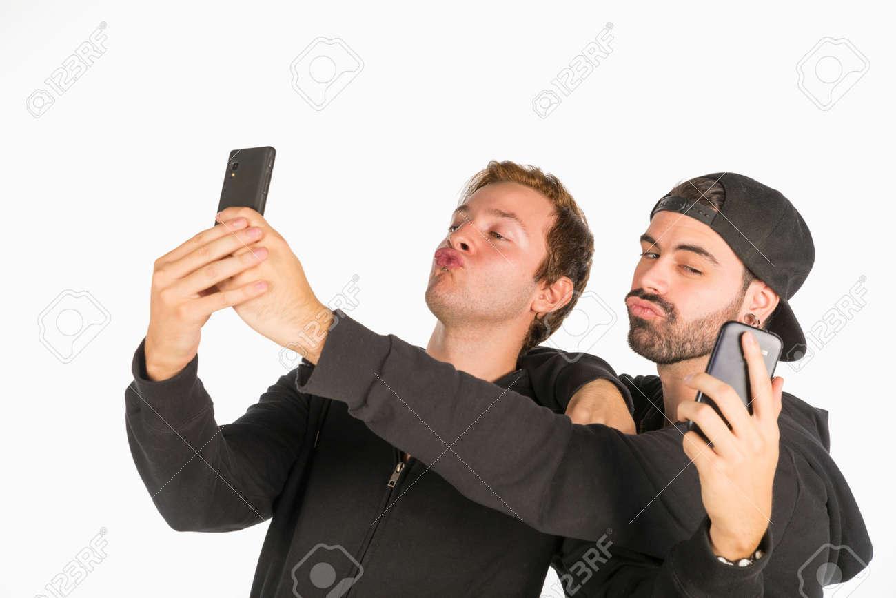 Jungs selfies Why we