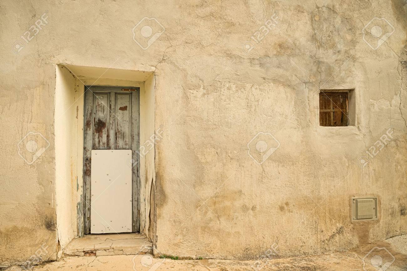 Mediterrane Fassaden.