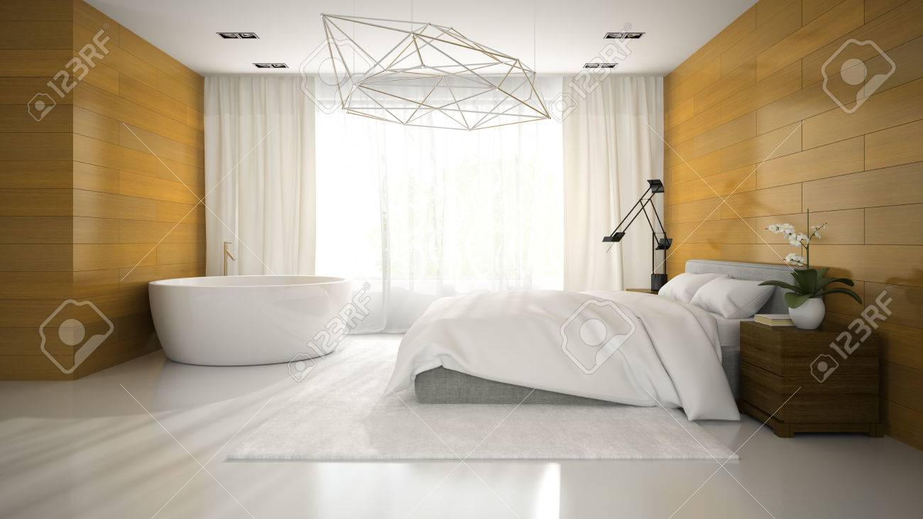 Emejing Vasca In Camera Da Letto Gallery - Modern Home Design ...