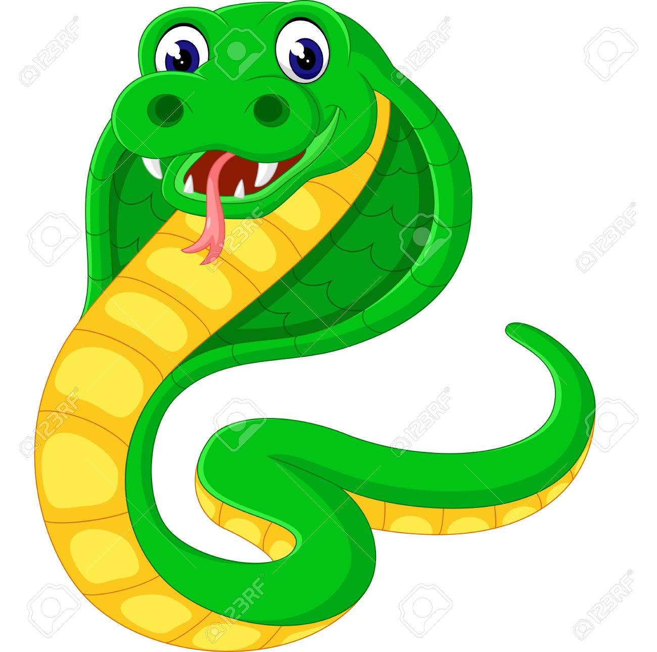 Dessin Cobra dessin animé cobra banque d'images et photos libres de droits. image