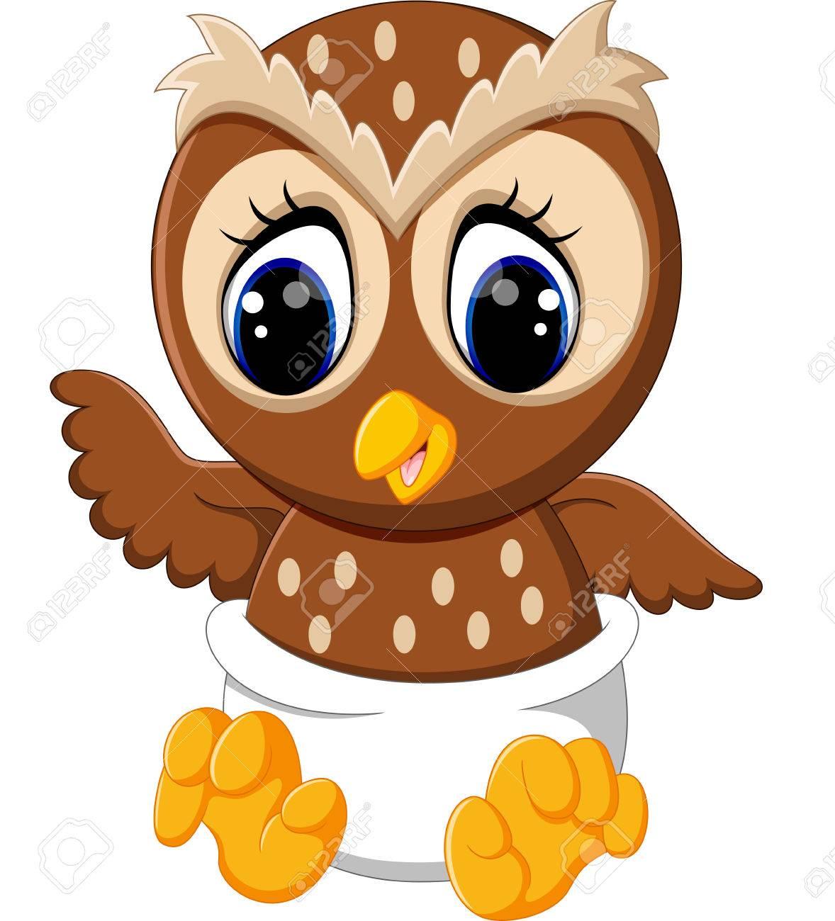 Illustration of cute owl cartoon illustration of cute owl cartoon 57588482 voltagebd Images