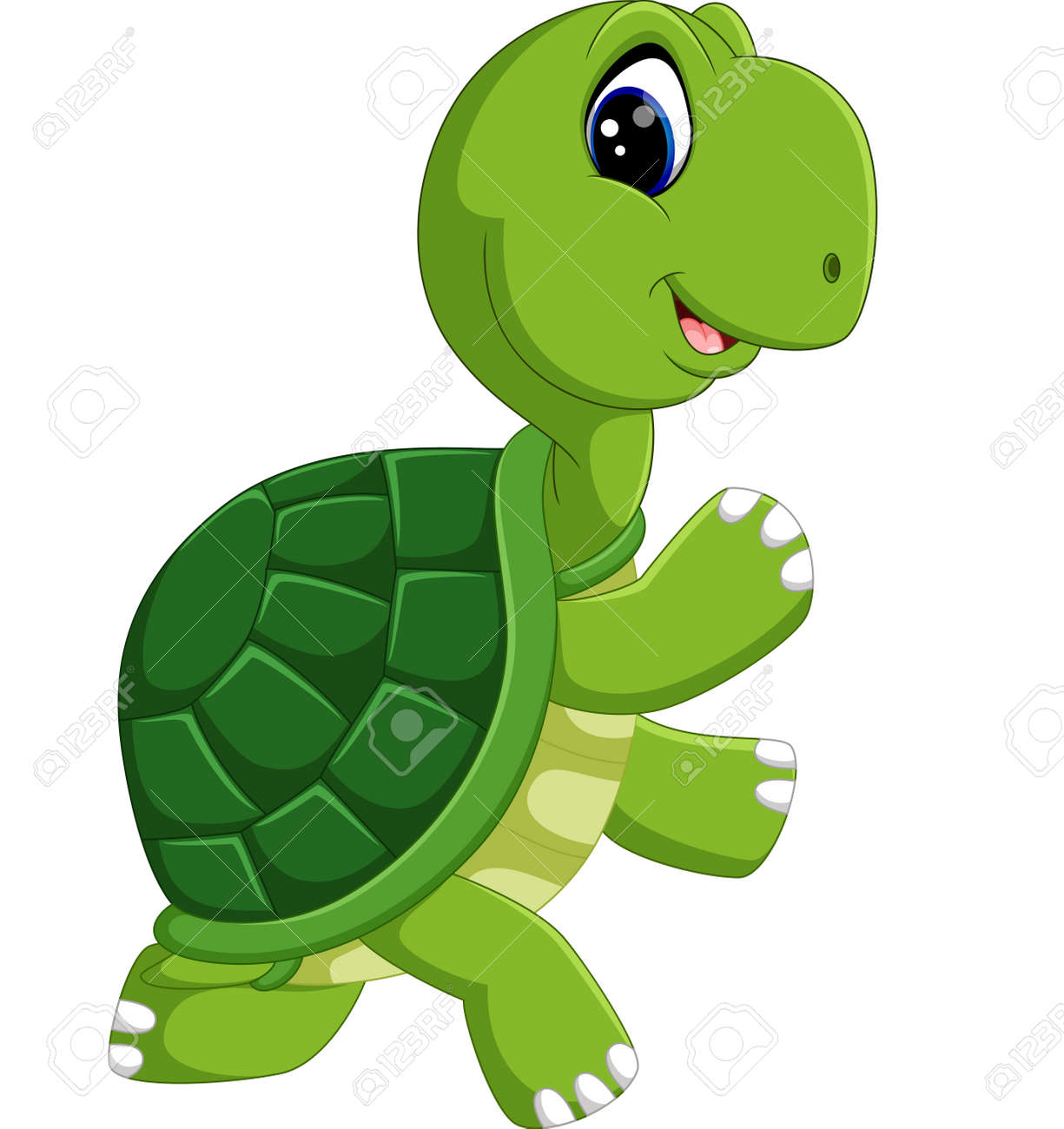cute turtle cartoon stock photo picture and royalty free image