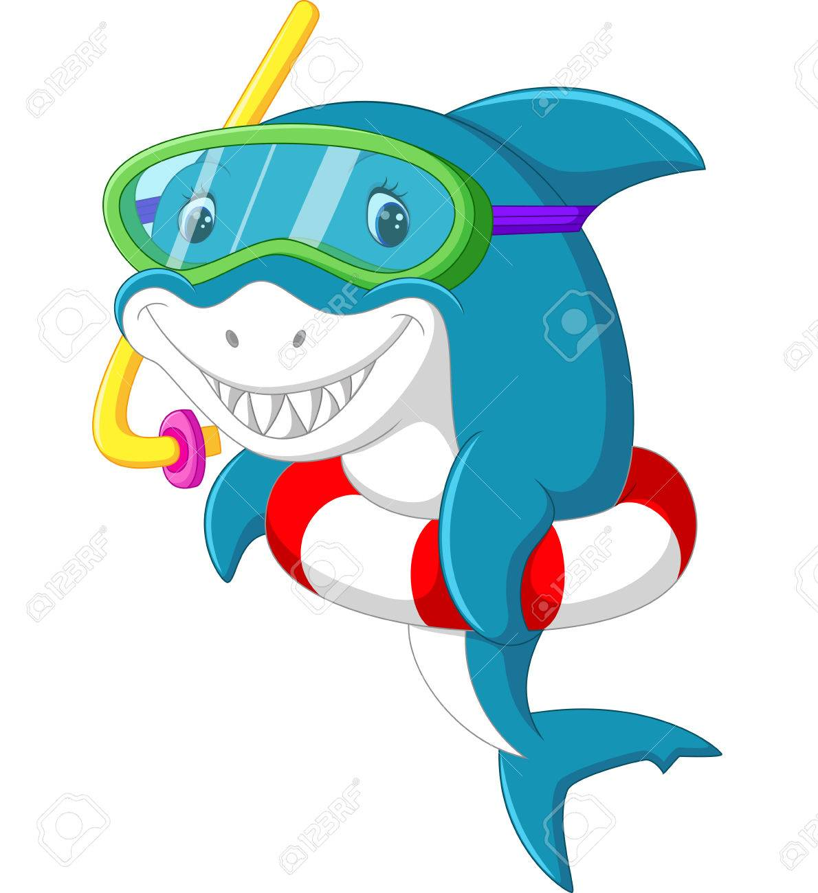 IMAGE(https://previews.123rf.com/images/hermandesign2015/hermandesign20151607/hermandesign2015160700318/60915936-cute-shark-cartoon-with-inflatable-ring.jpg)