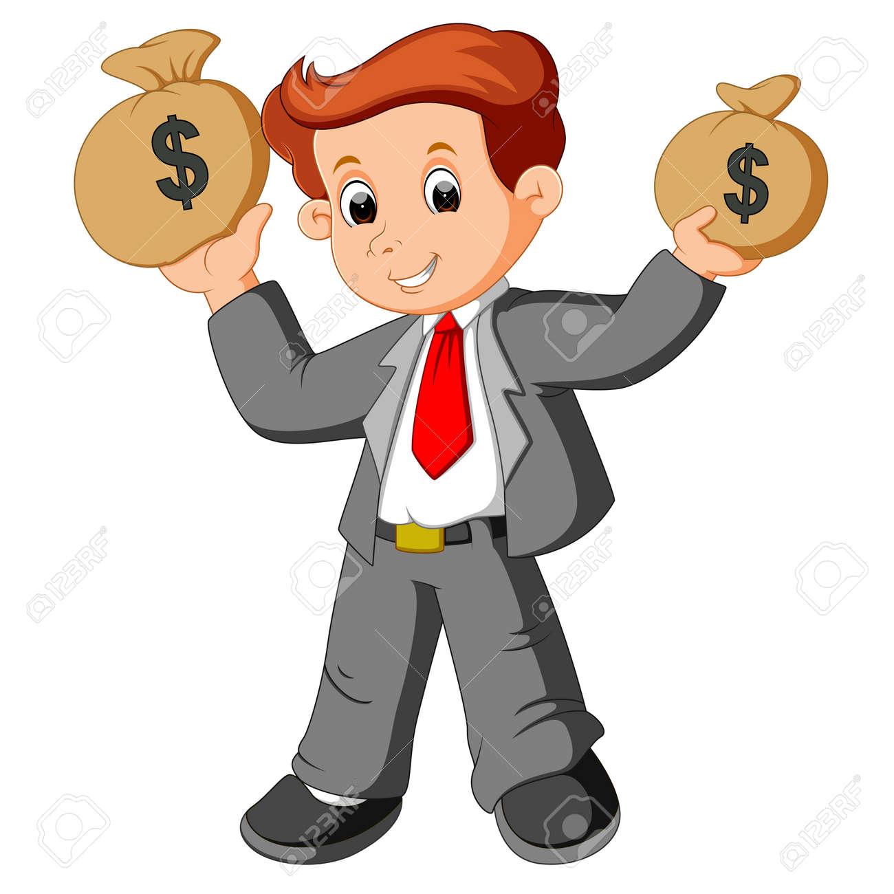 Kids Holding Money Stock Illustrations – 221 Kids Holding Money Stock  Illustrations, Vectors & Clipart - Dreamstime