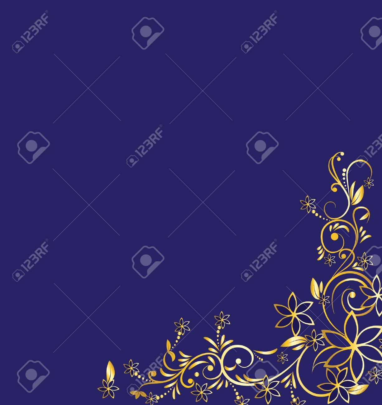 Floral design. illustration. Stock Vector - 7266398