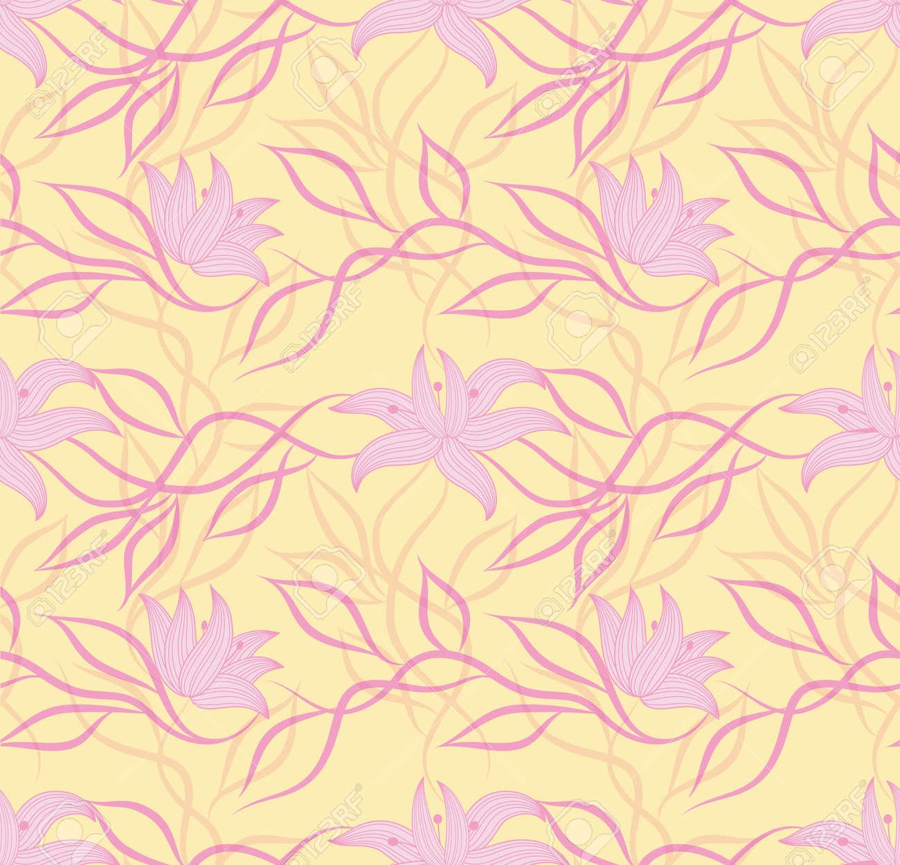 Art vector flower pattern seamless pattern fabric texture royalty art vector flower pattern seamless pattern fabric texture floral vintage design pretty cute wallpaper romantic cartoon mightylinksfo