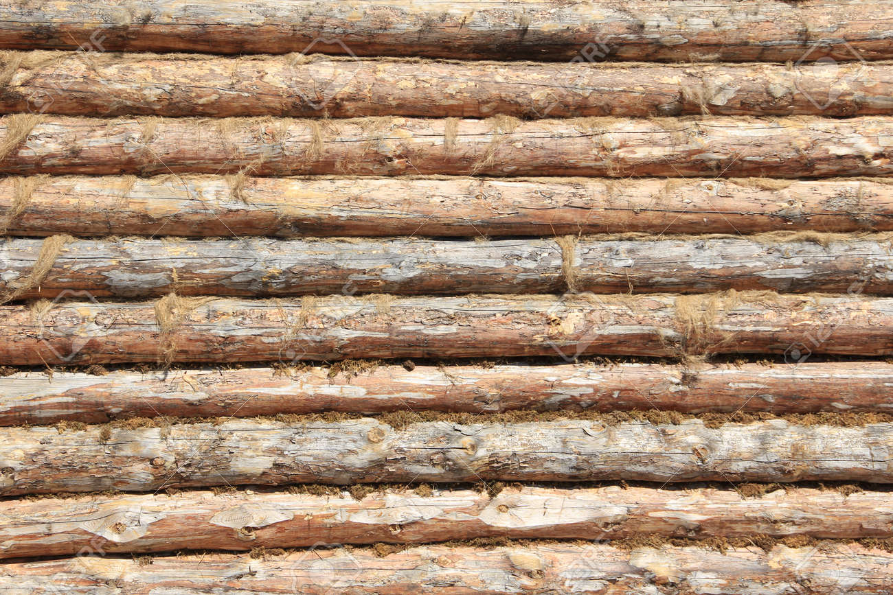 Wooden wall Stock Photo - 9486947