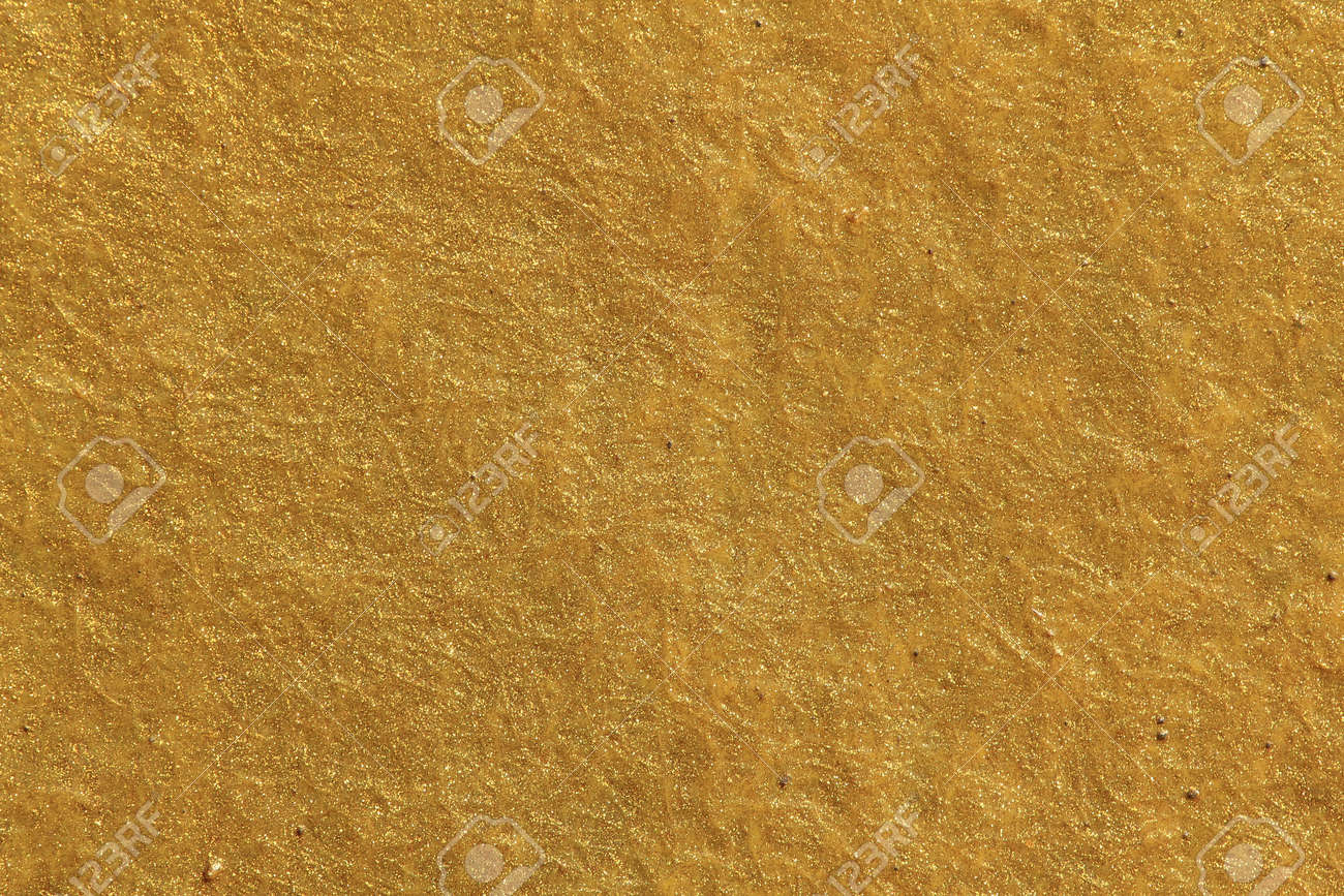 gold stucco texture Stock Photo - 18714323
