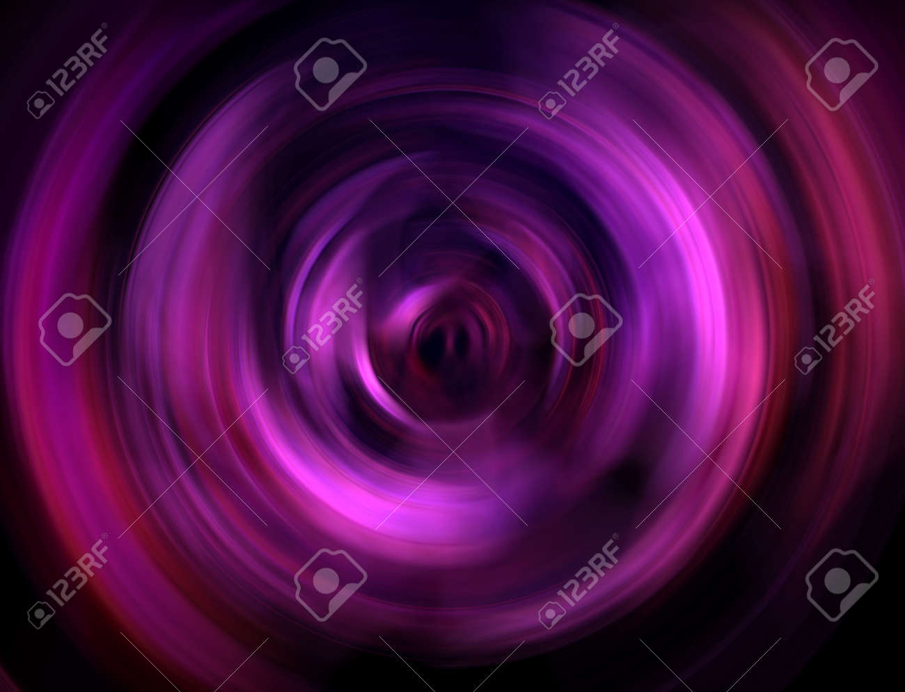Abstract pink and purple background with a circular blur. Stock Photo - 3809332