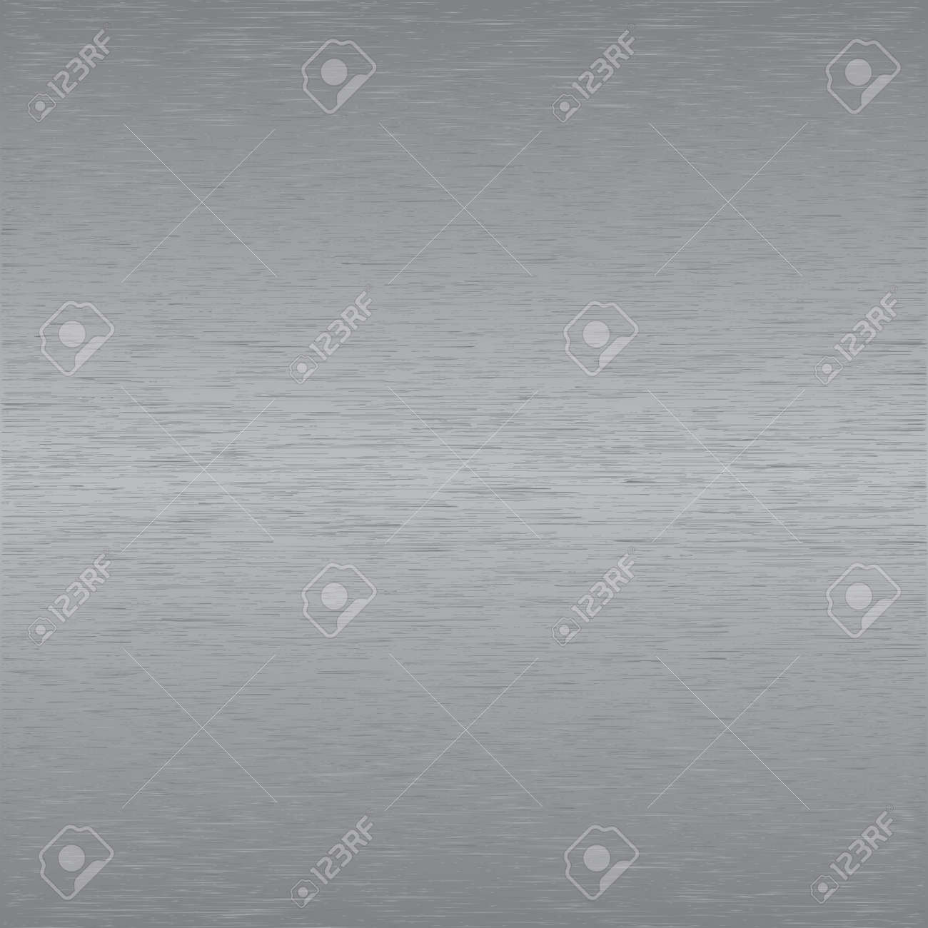 Vector - Brushed metal or aluminium effect for background use. Stock Vector - 3064041