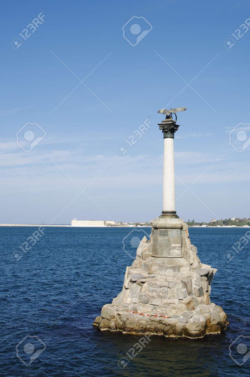 黒海、ロシア、クリミア半島セヴ...