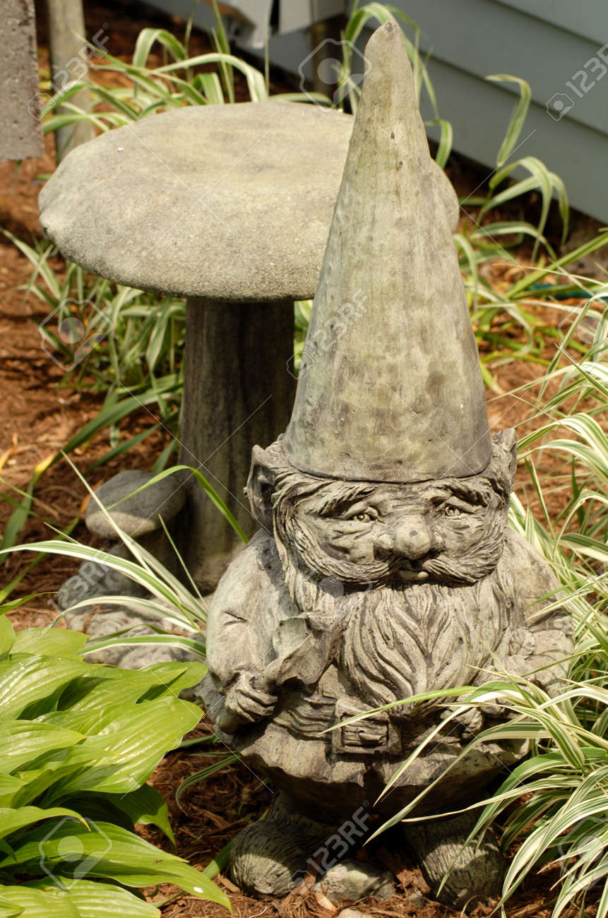 The Concrete Gnome