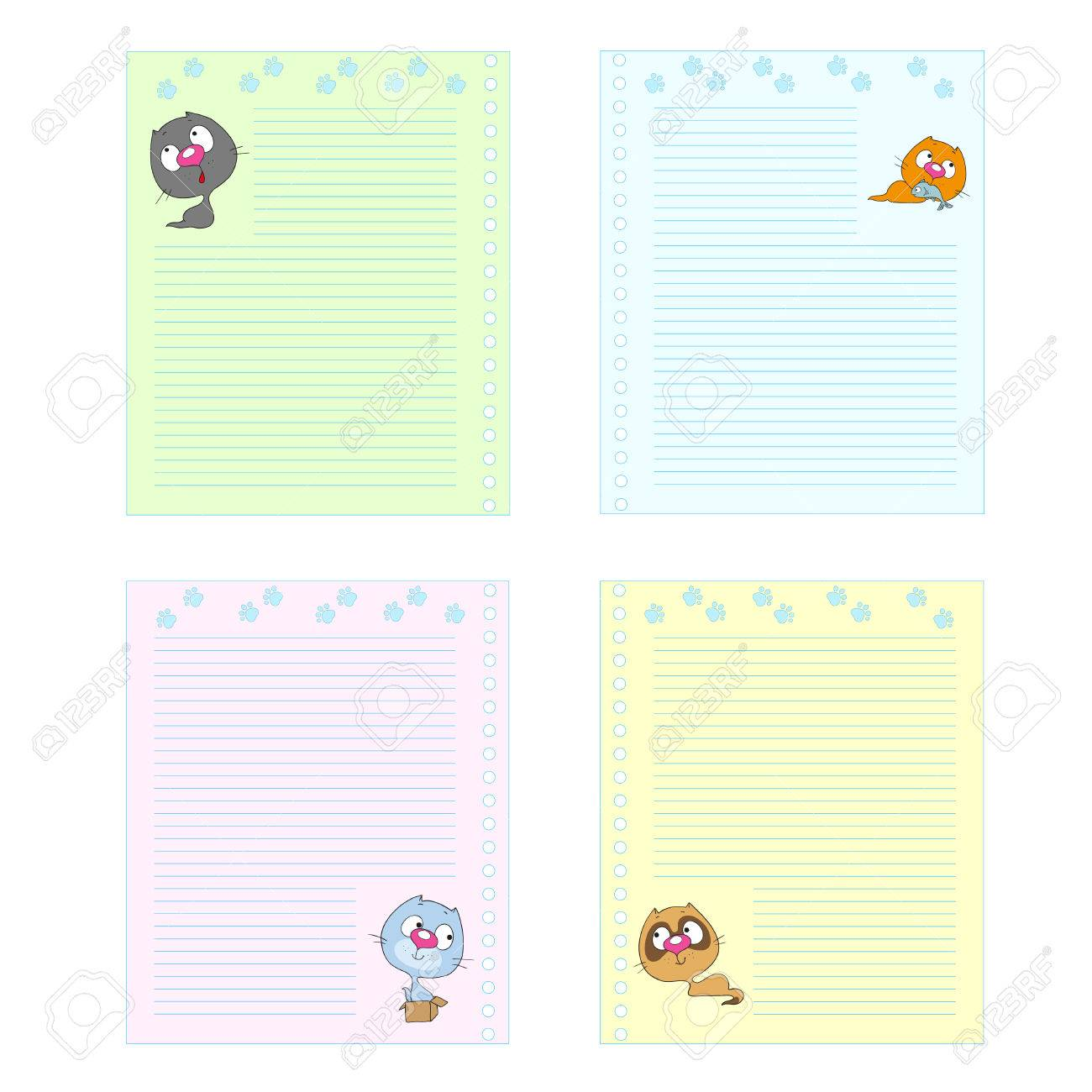 Beautiful Colored Pages Notebook Gallery - Entry Level Resume ...