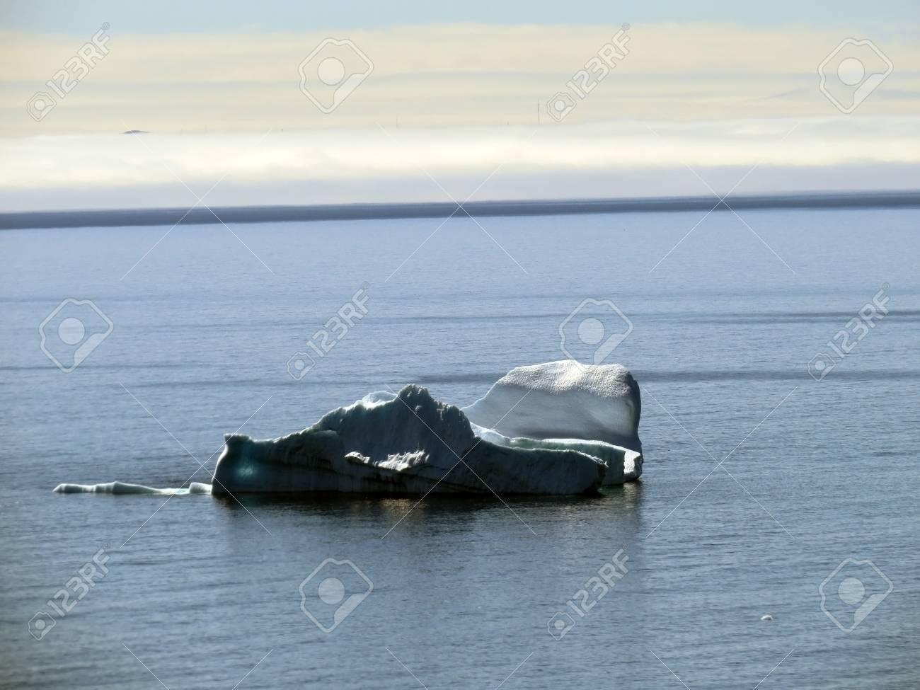 floating iceberg Stock Photo - 30153231