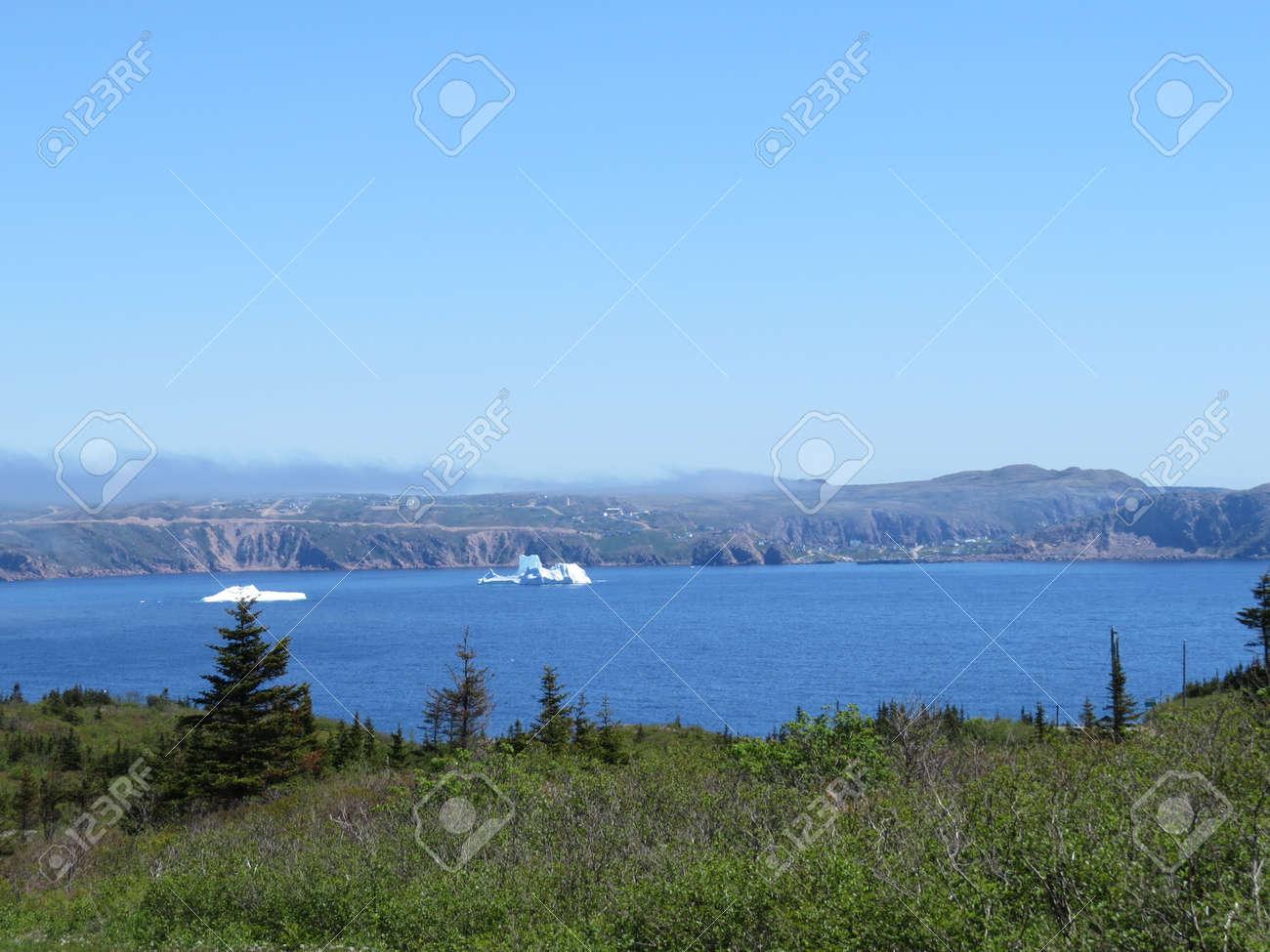iceberg off the coast Stock Photo - 30153248