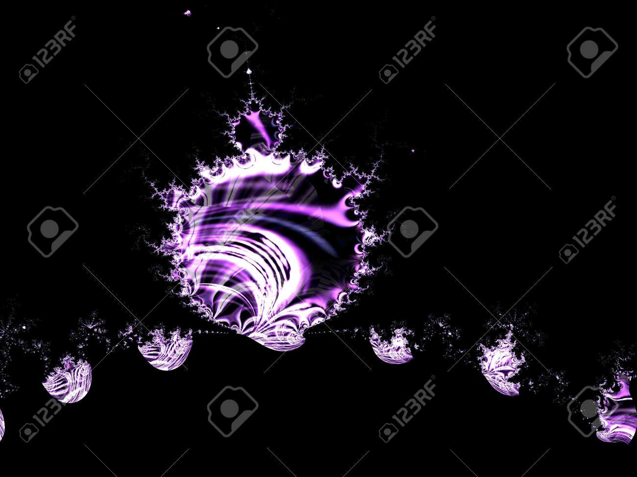 Magic necklace background Stock Photo - 5963503