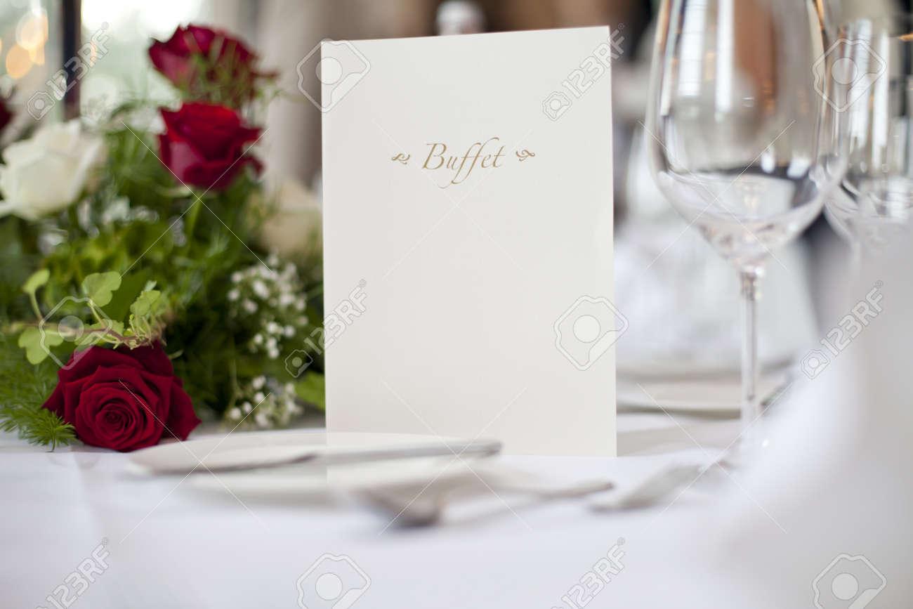 Menukarten Hochzeit Buffettkarten Speisekarten Essenskarten