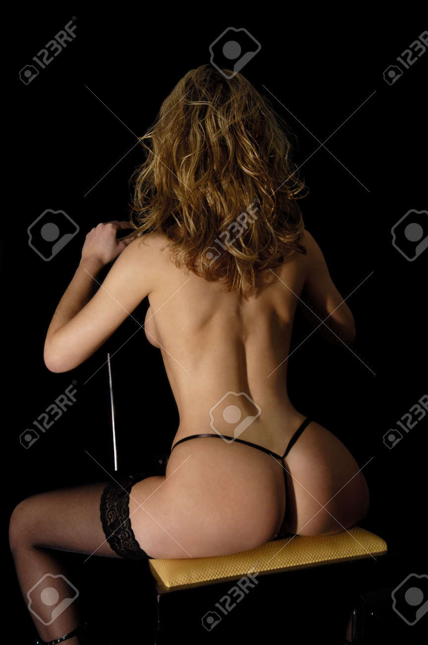 A very sexy young women Stock Photo - 2370648