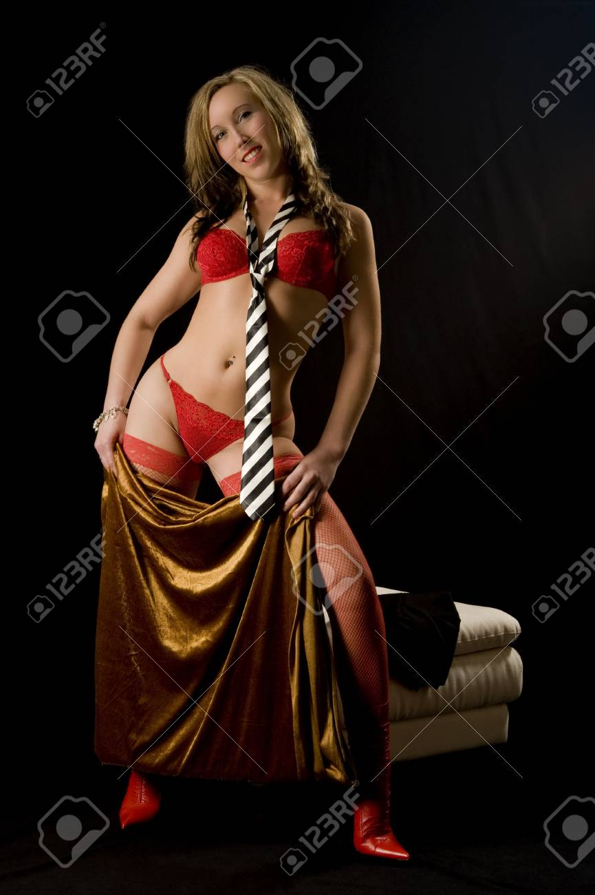 A very sexy young woman Stock Photo - 3892584