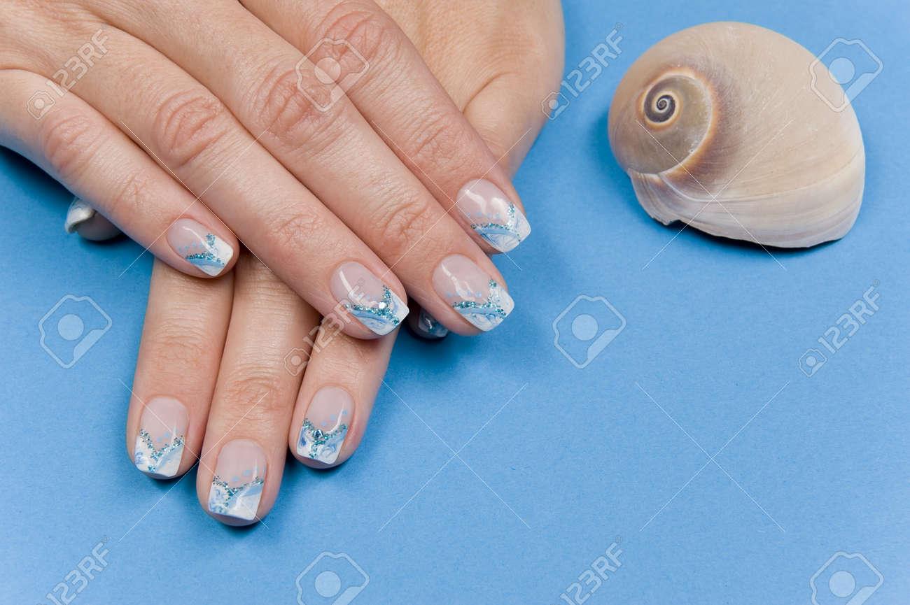 manicure Stock Photo - 10247054