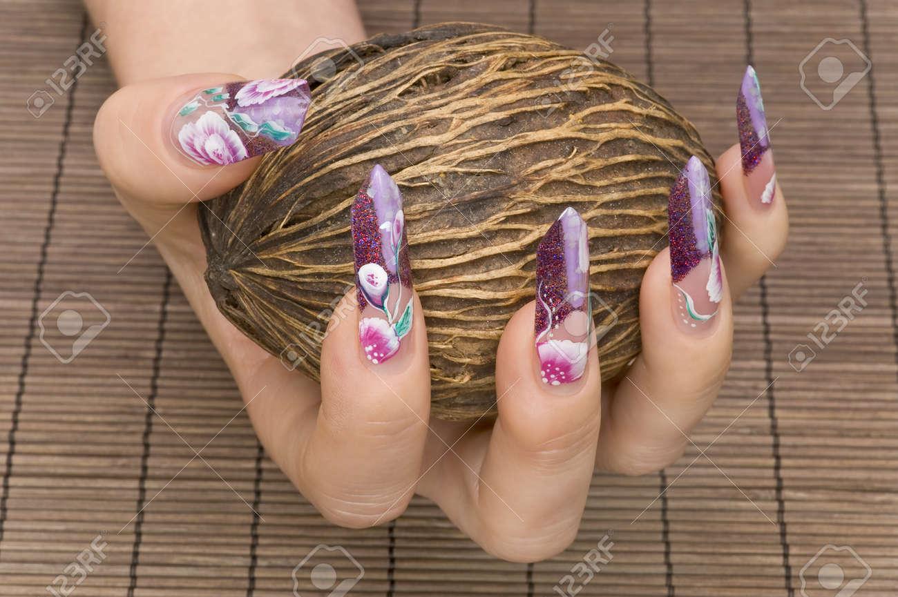 manicure Stock Photo - 12570646