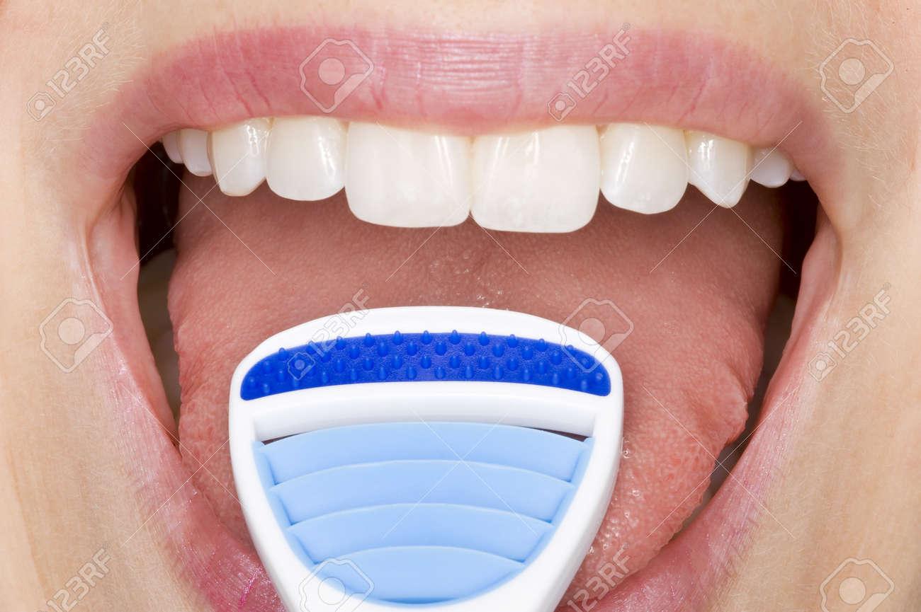 oral hygiene Stock Photo - 14079955