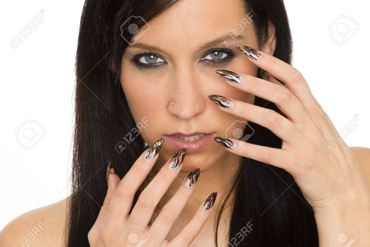 manicure Stock Photo - 17076626