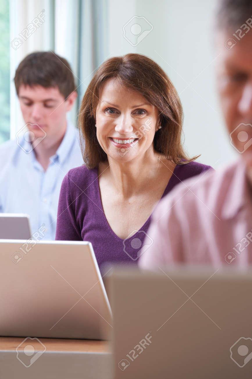 Adult education computer