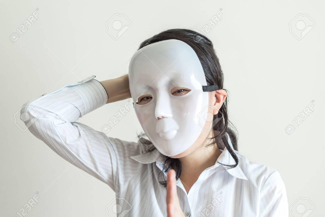 謝罪 マスク
