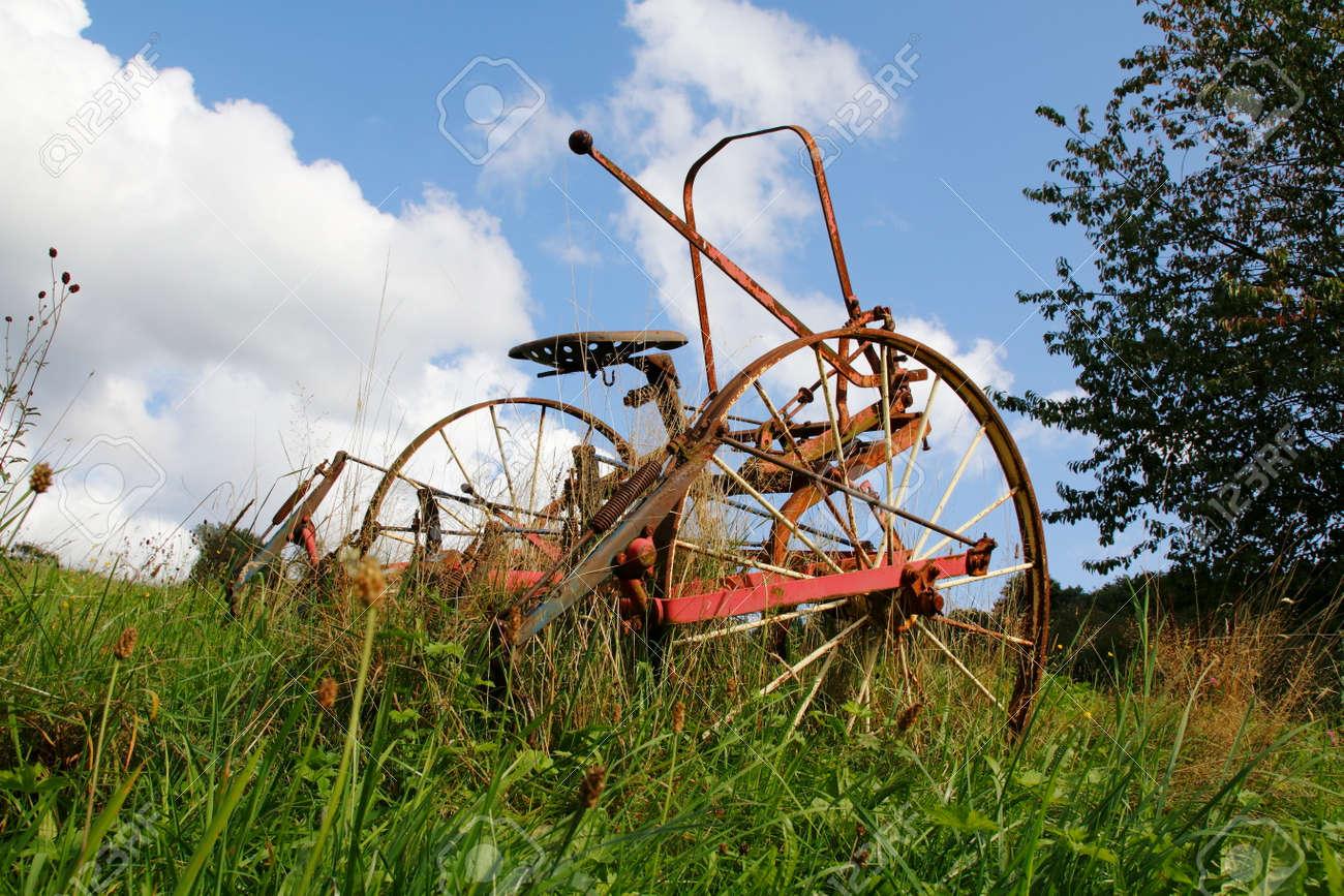 Combine Harvester History