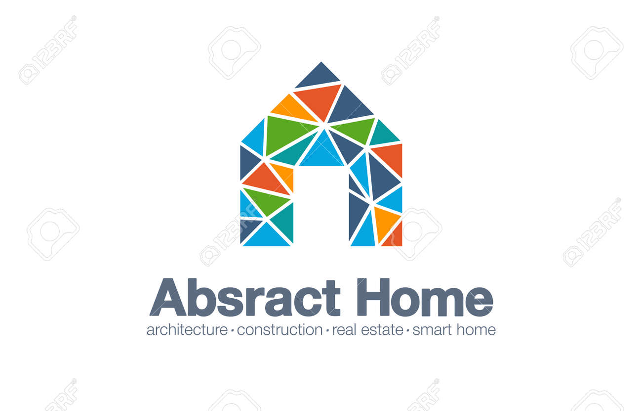 Abstract Business Company Logo. Corporate Identity Design Element ...