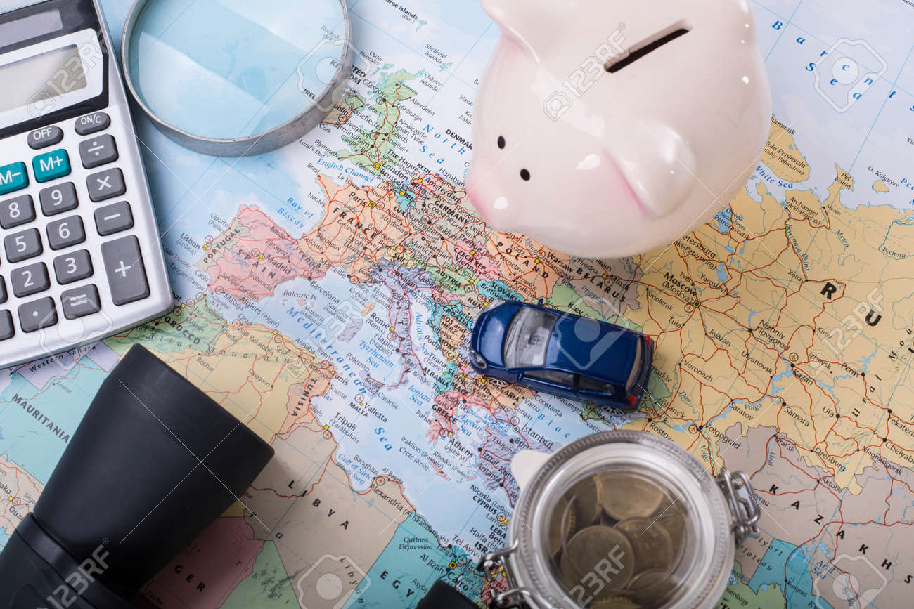 What to budget for a 4 week holiday in europe (by car or train).