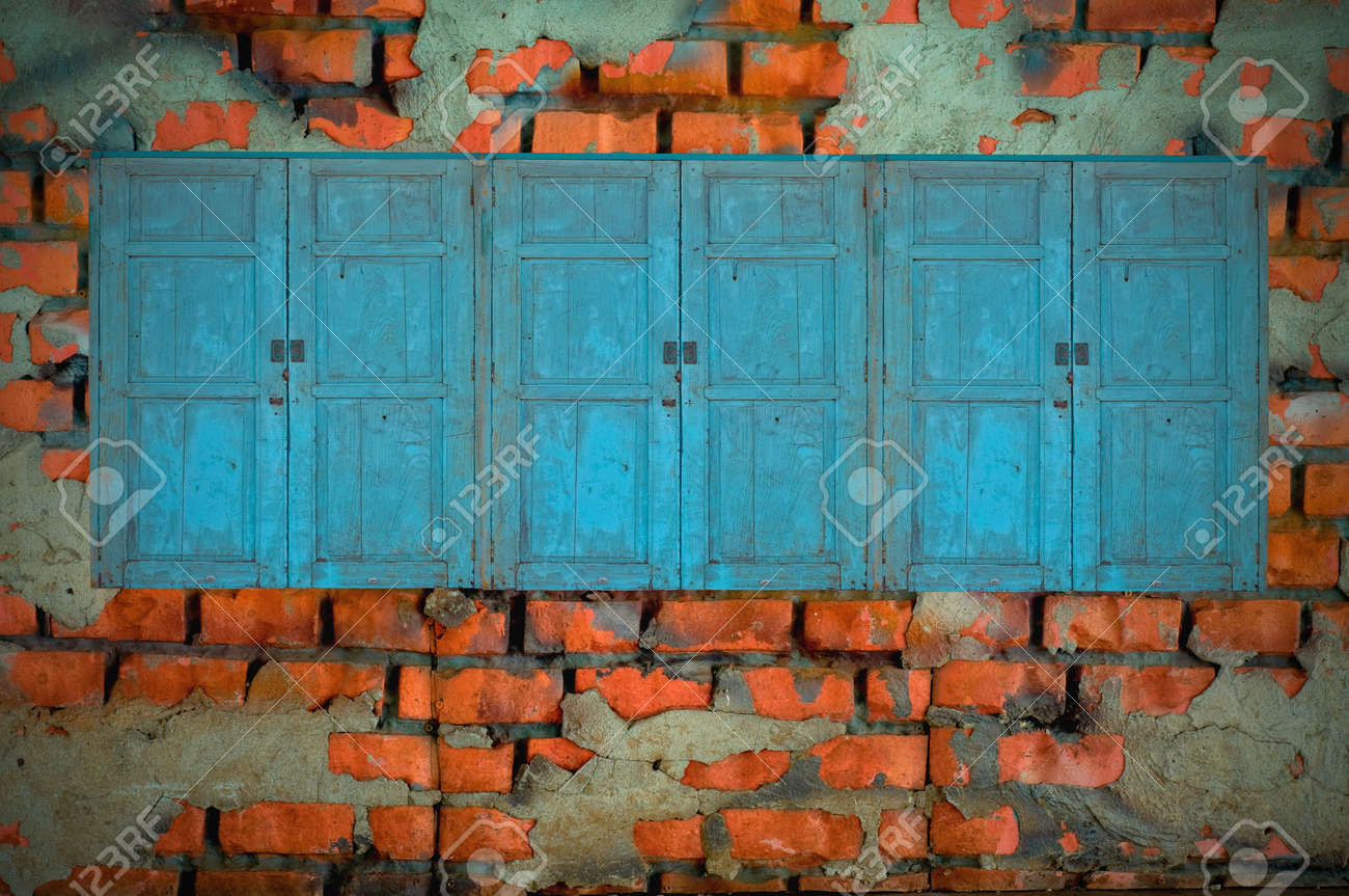 old brick wall background Stock Photo - 8496509