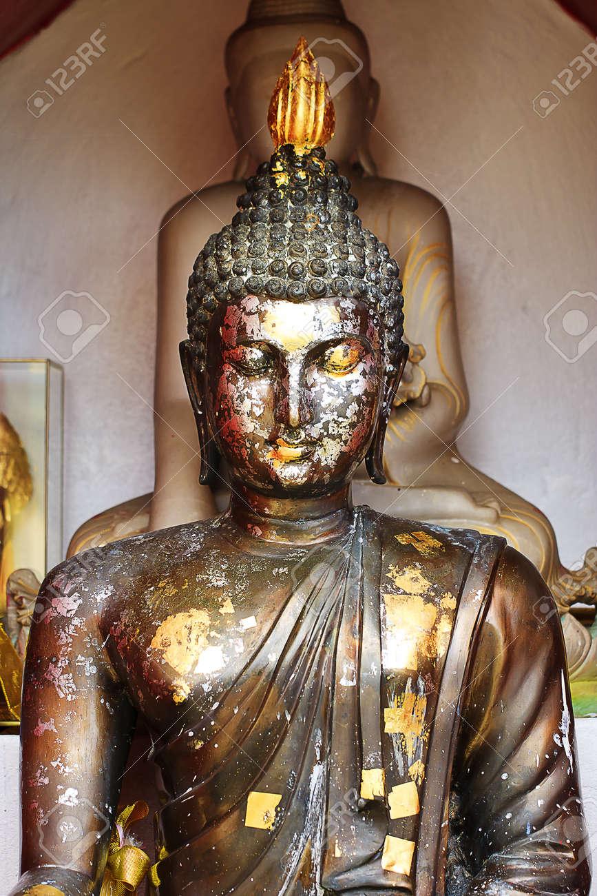 Buddha close up Stock Photo - 17346956