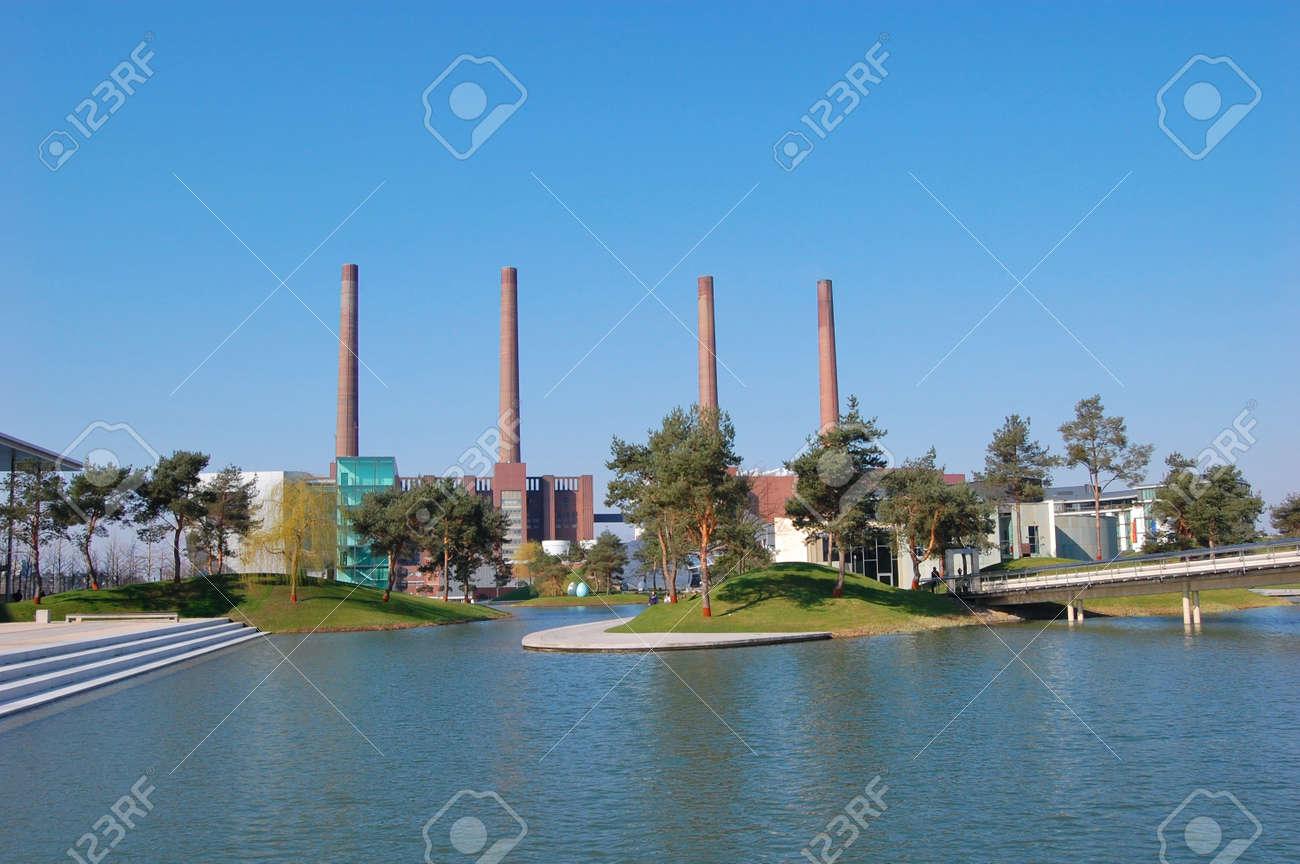 Autostadt - Wolfsburg, Germany Standard-Bild - 9102178
