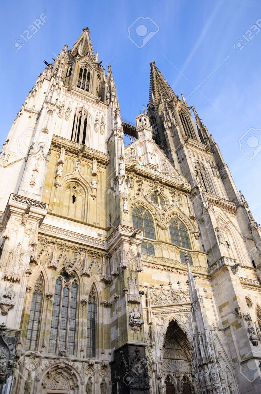 Cathedral - Regensburg, Germany Stock Photo - 9178392