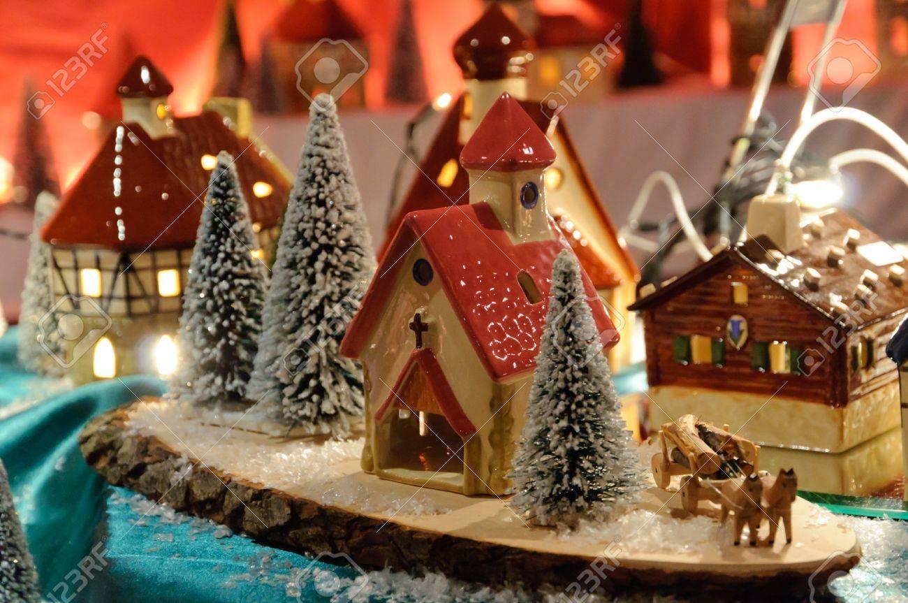Christmas market of Germany Standard-Bild - 12387785