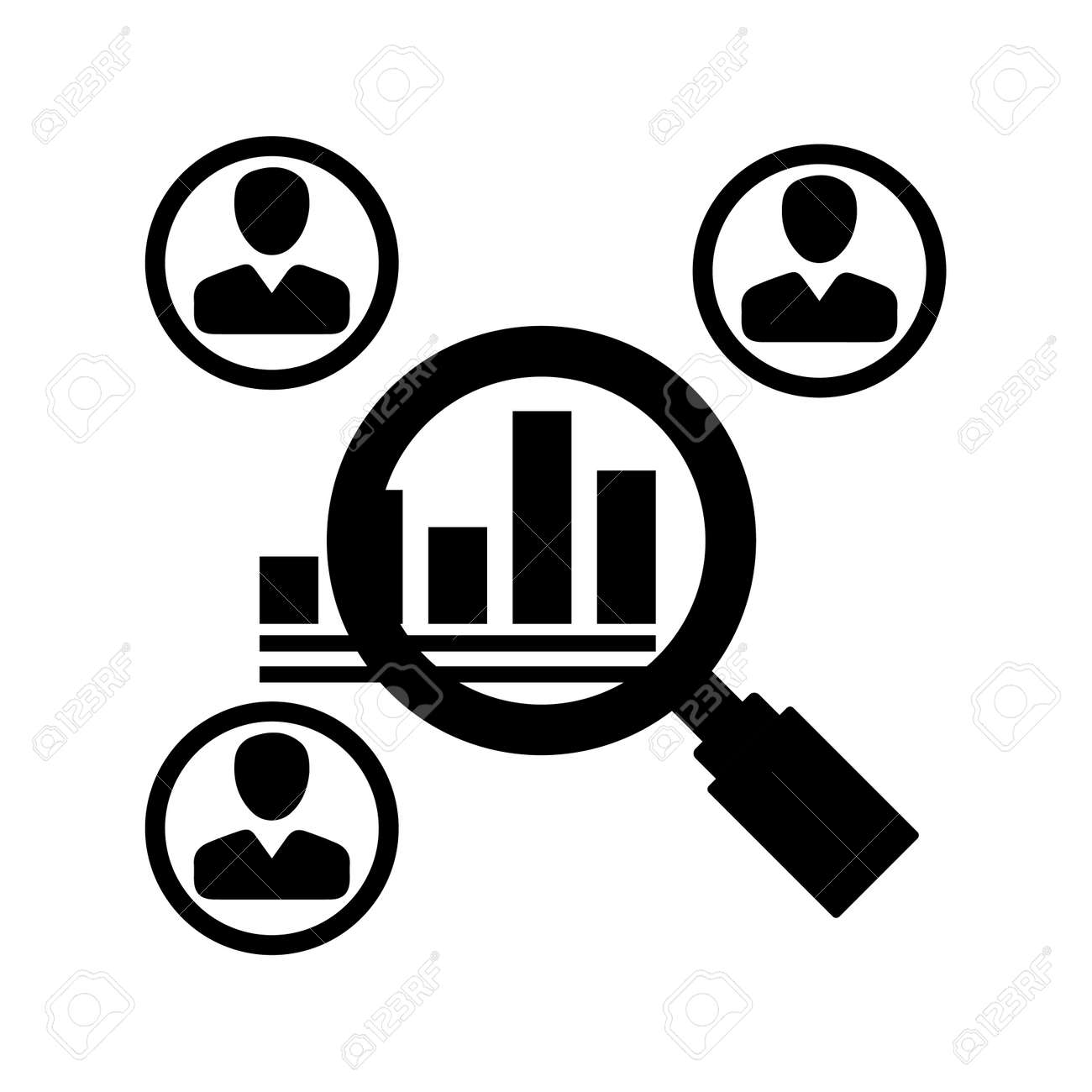 Market research Icon - 139005405