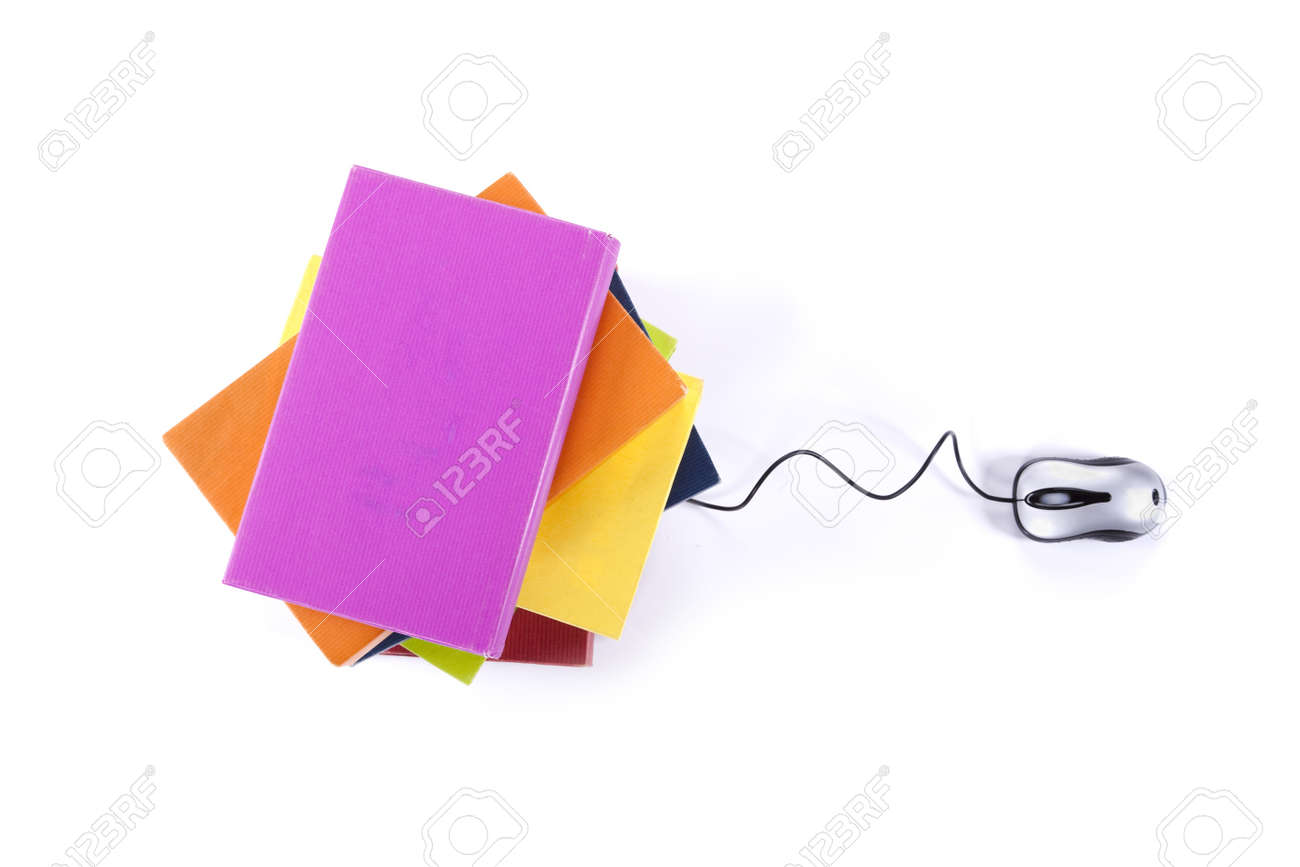 online information access concept (selective focus) Stock Photo - 8172015
