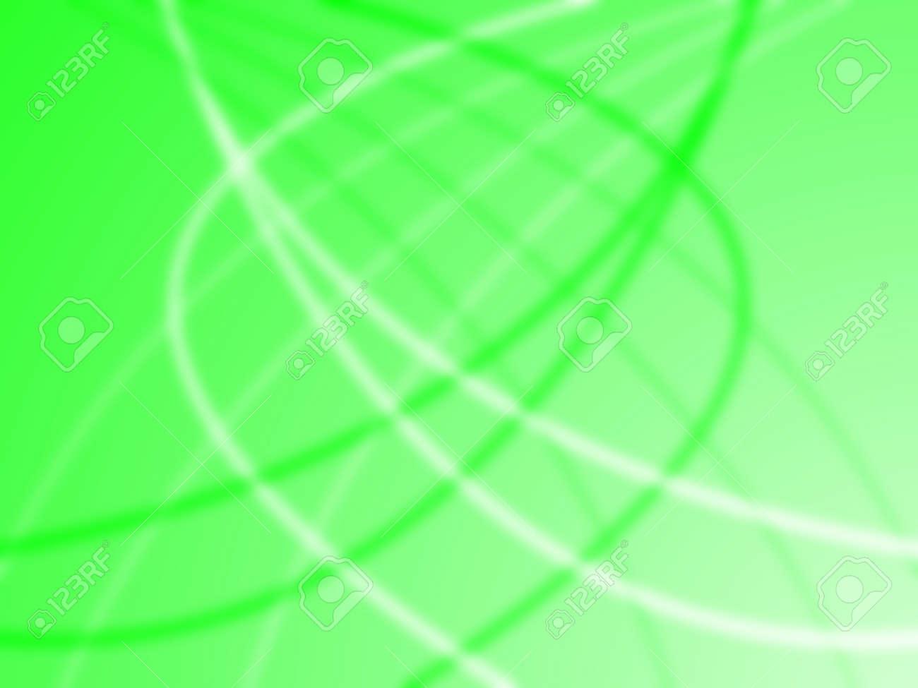 Immagini Stock Neon Sfondo Verde Con La Luce E Le Linee Più Scure