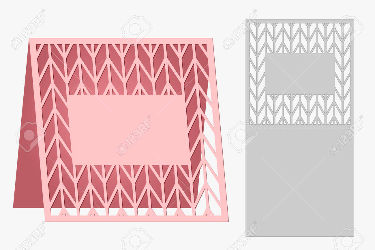template cards to cut topper use for congratulations invitations