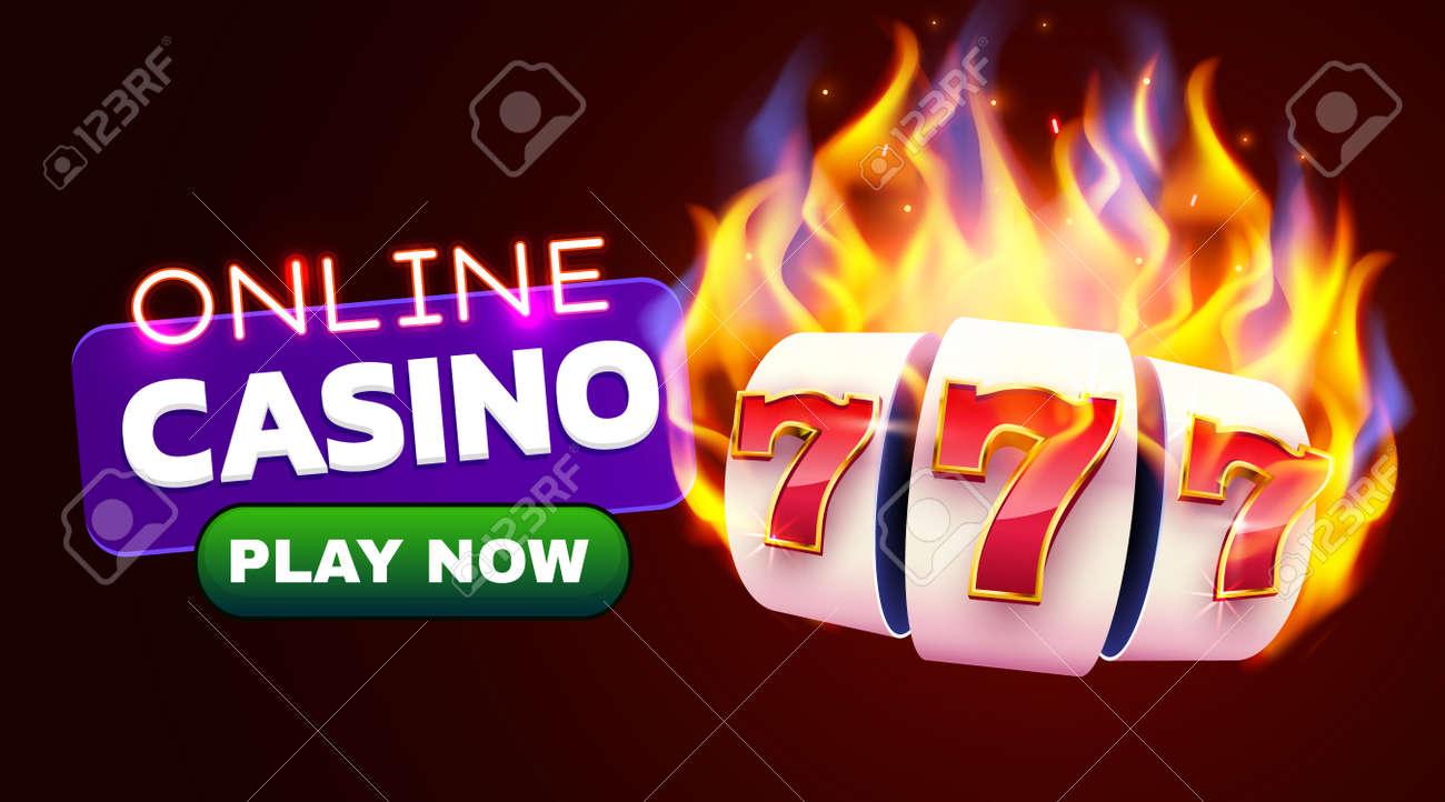 Burning hot casino