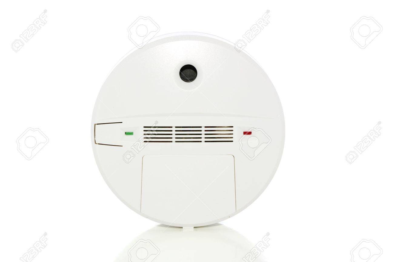 Smoke/Carbon monoxide alarm Stock Photo - 5819333