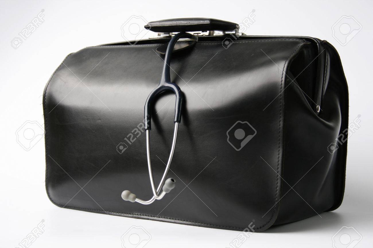 doctor's bag Stock Photo - 1254695