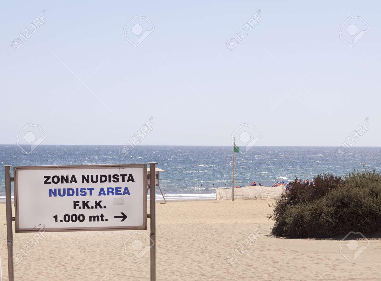 Spain Nudists